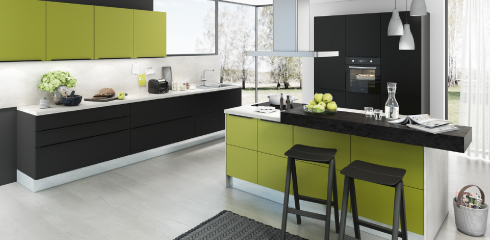 OZEO cuisine - Image - TENDANCE : COLLECTION COLOR TOUCH